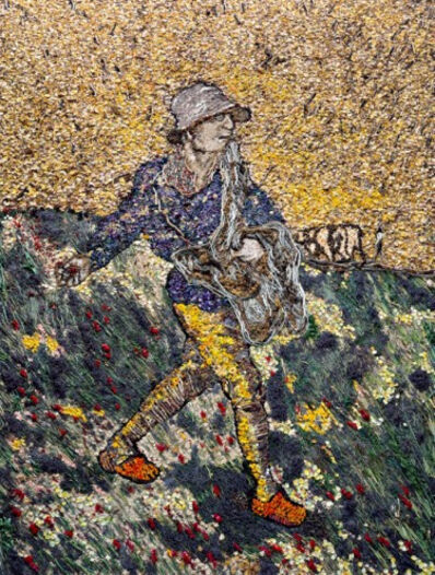 Vik Muniz, 'Le Semeur (The Sower)', 2011