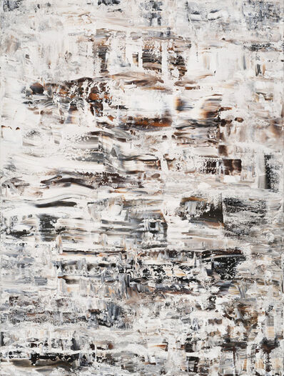 LEILA PINTO, 'TAUPE ABSTRACT', 2020