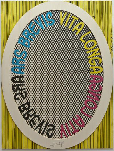 Meyer Vaisman, 'Mirror (Yellow), 5773', 2013