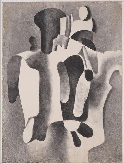 Karol Hiller, 'Heliographic Composition (XLIV)', 1939