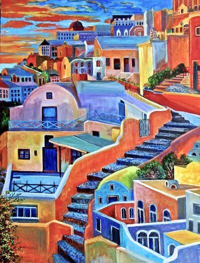 Thelma Appel, 'Santorini I', 2013
