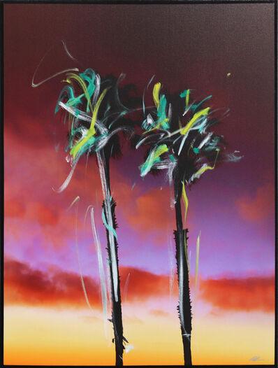 Pete Kasprzak, 'Redondo Palms', 2020