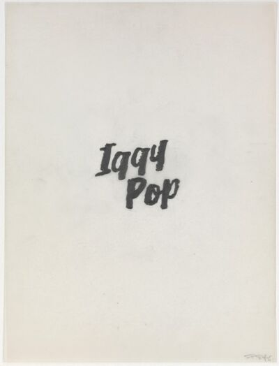 Steven Parrino, 'Untitled', 1984-1986