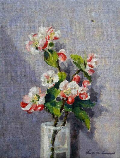 Leo van den Ende, 'Apple blossom', ca. 2017
