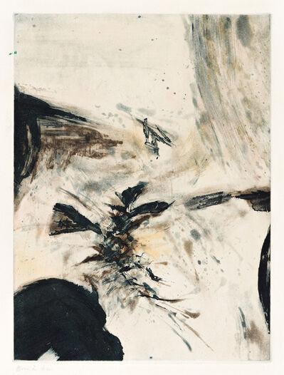 Zao Wou-Ki 趙無極, 'Sans titre', 1974