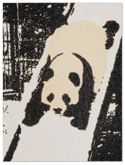 Rob Pruitt, 'Panda Slide ', 2012