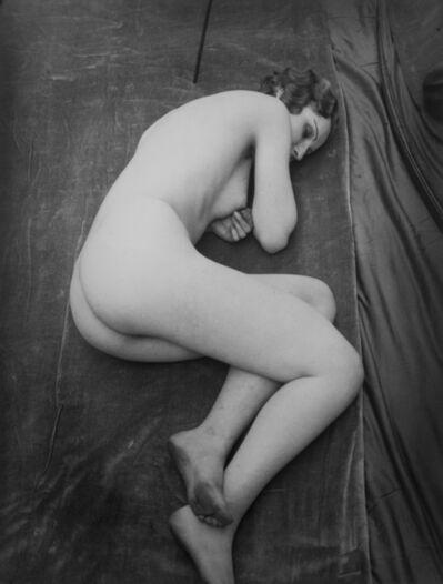 André Kertész, 'Undistorted Nude, Russian Girl', 1933