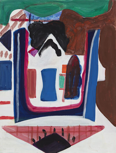 Shirley Jaffe, 'Untitled (#14)'