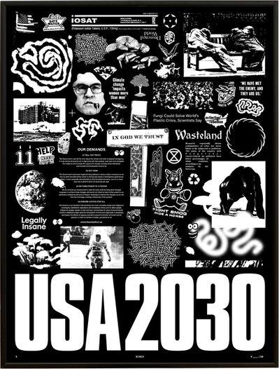 Ian Stoufer, 'USA 2030', 2019