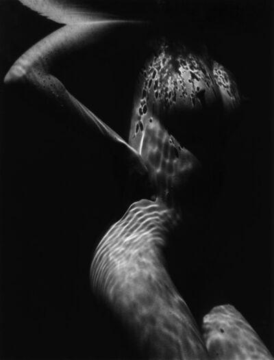 Brett Weston, 'Untitled (Underwater Nudes)', 1979