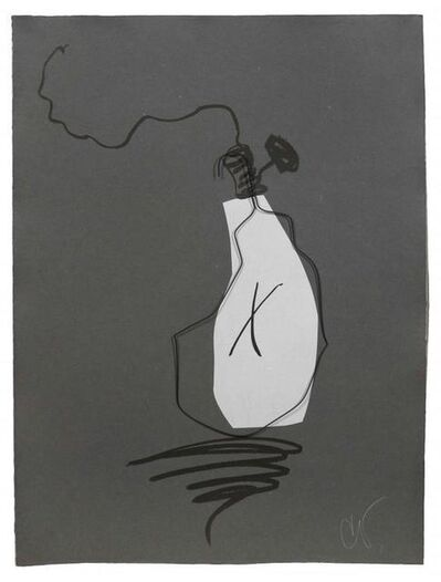 Claes Oldenburg, 'Hard Times Bulb-Night', 1995
