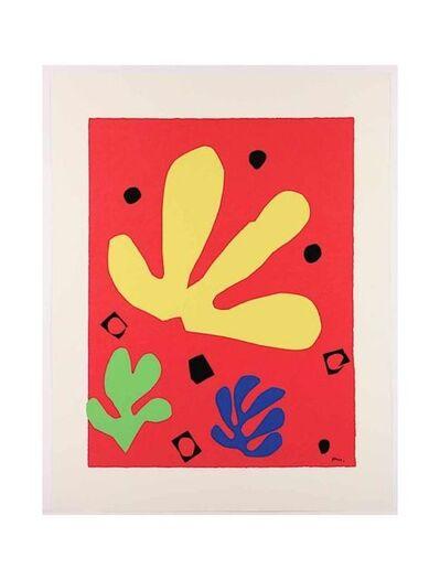 Henri Matisse, 'Eléments Végétaux', 1947
