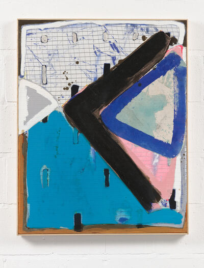 Tim Garwood, 'Blue Dart', 2018