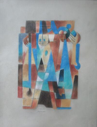 Carlos Merida, 'Untitled', S/F