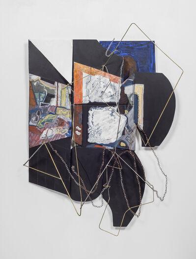 Sara Barker, 'Icarus mixing', 2015