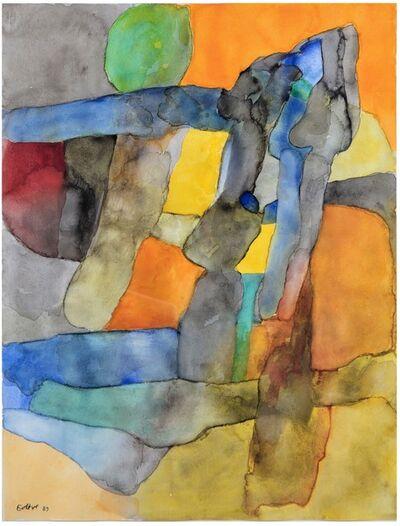 Maurice Estève, 'Untitled ', 1989