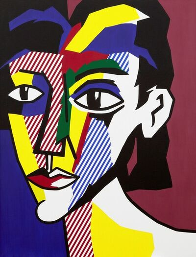 Roy Lichtenstein, 'Portrait of a Woman', 1979