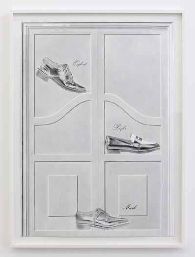 Milano Chow, 'Shoes (Oxford, Loafer, Monk)', 2014-2015