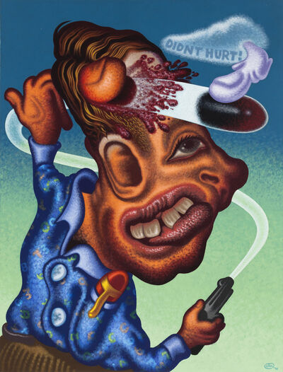 Peter Saul, 'Didn't Hurt', 1998