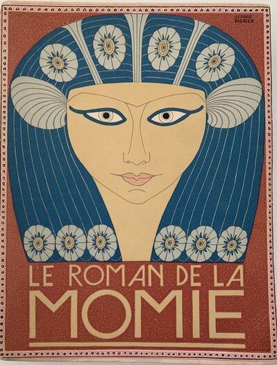 George Barbier, 'Le Roman de la Momie', 1929