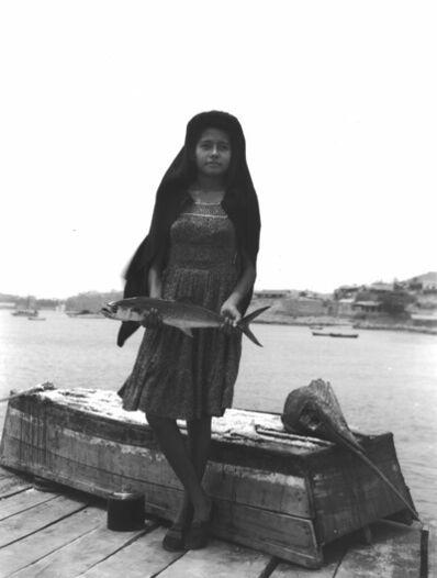 Manuel Álvarez Bravo, 'Un Pez que Llaman Sierra (a fish called sword)', 1944