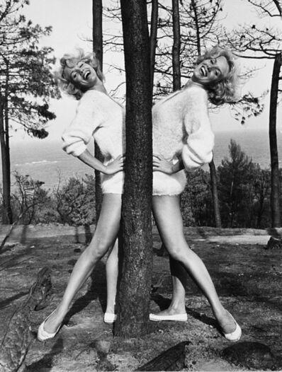 Gerard Decaux, 'Le gemelle Kessler', anni 1950