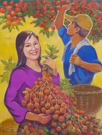 Vo Xuong, 'Abundant Harvest', 2021