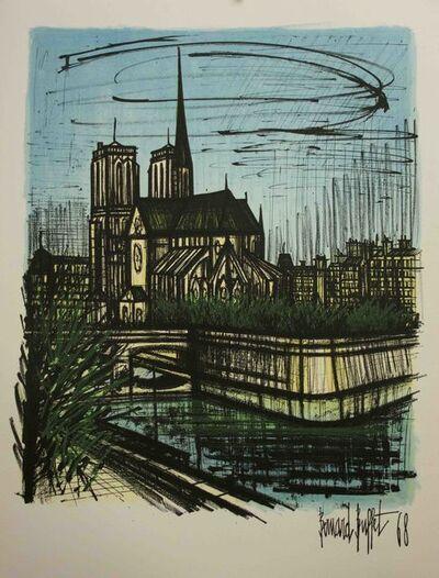Bernard Buffet, 'Notre Dame', 1968