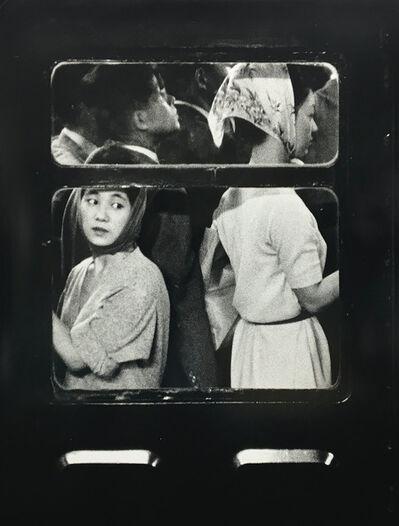 William Klein, 'Subway, Tokyo', 1961