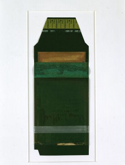 Joseph Beuys, 'unbetitelt (Polaroid)', 1972