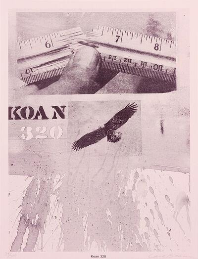 Carl Beam, 'KOAN 320', ca. 1990