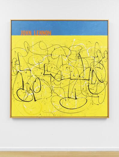 George Condo, 'John Lennon', 2001