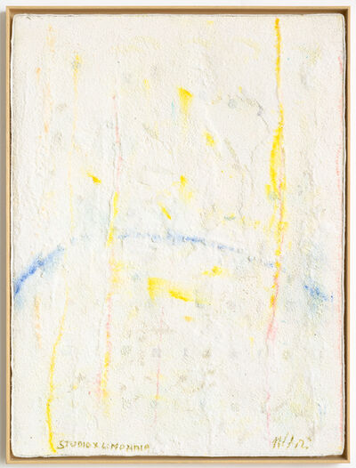 Pier Paolo Calzolari, 'Untitled', 2018