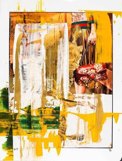 Ken Tate, 'Green and Gold Gucci', 2017