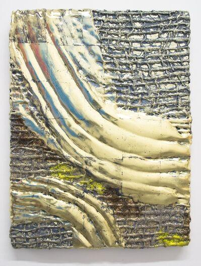 Nancy Lorenz, 'Lemon Gold Relief', 2015