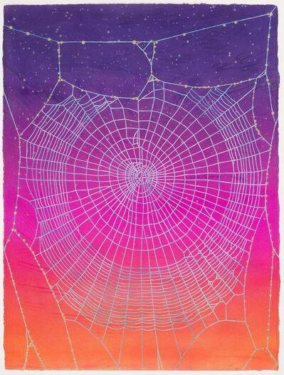 Michael Krueger, 'Dusk (Like the Web Implies the Spider)', 2021