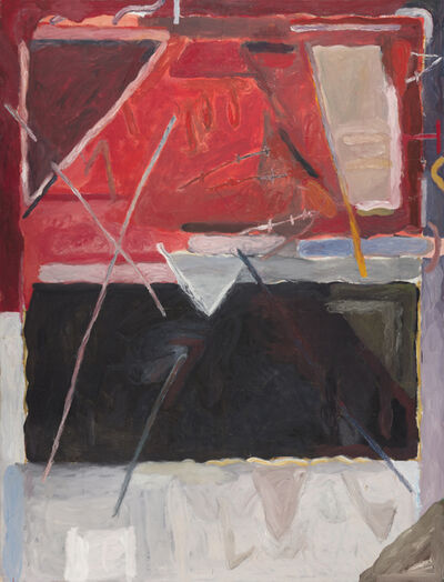 Katherine Porter, 'Ronde', 1974