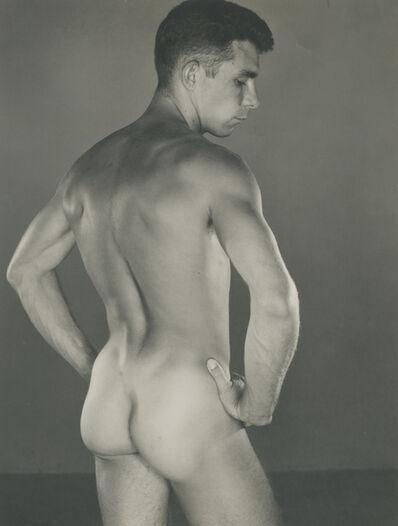 George Platt Lynes, 'Charles Vincent', ca. 1930