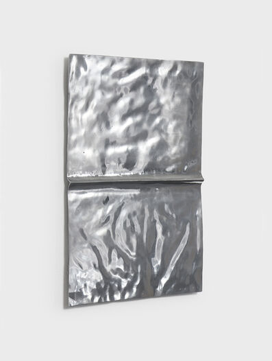 Mike Meiré, 'ELEMENT 13 / ETERNAL NEWS SERIES NZZ (ALUMINIUM)', 2016-2020