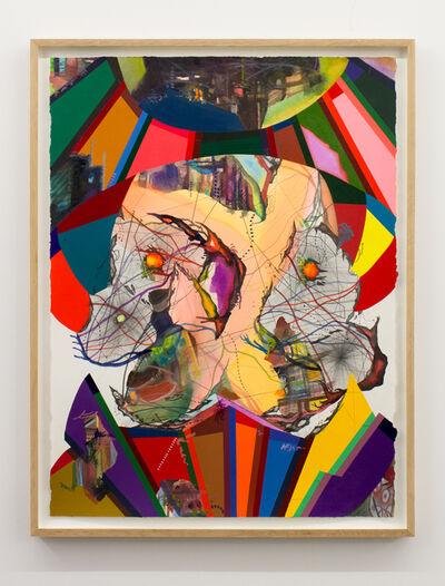 Franz Ackermann, 'not yet titled', 2017