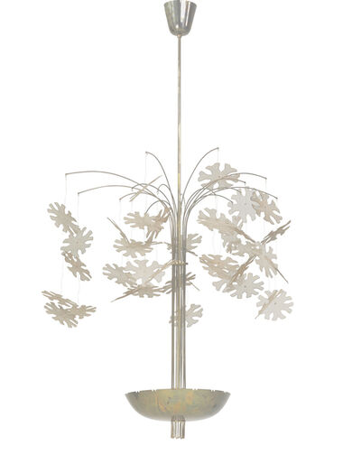 "Paavo Tynell, 'Large and important ""Fantasia"" chandelier', ca. 1948-53"