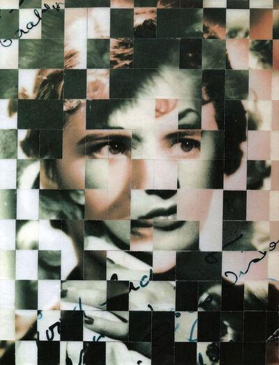 Samin Ahmadzadeh, '10,000 Faces IX', 2018