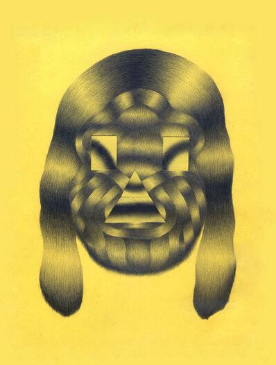 Grip Face, 'Máscara de una cuarentena #01', 2020