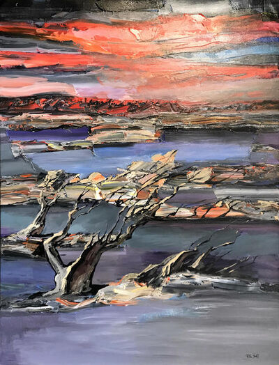 Palla Jeroff, 'Landscape', ca. 2019