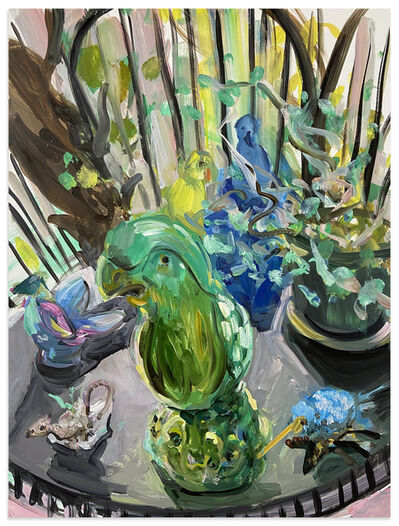 Deborah Brown, 'Glass Menagerie', 2020