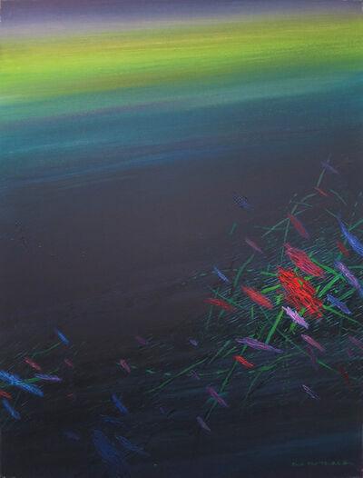 Don Ahn, 'Deep Ocean Blue', 1998