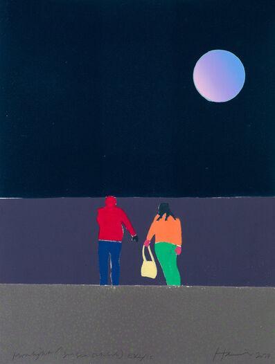 Tom Hammick, 'Moonlight', 2018