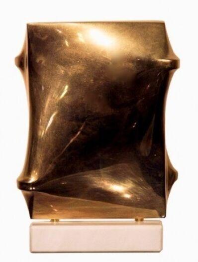 Agostino Bonalumi, 'Senza titolo', 1990