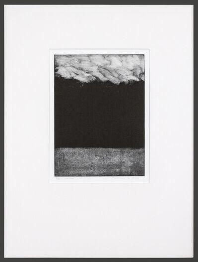 Mark Strand, 'Odd Clouds I', 1999