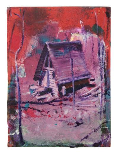 Till Gerhard, 'Hütte', 2020